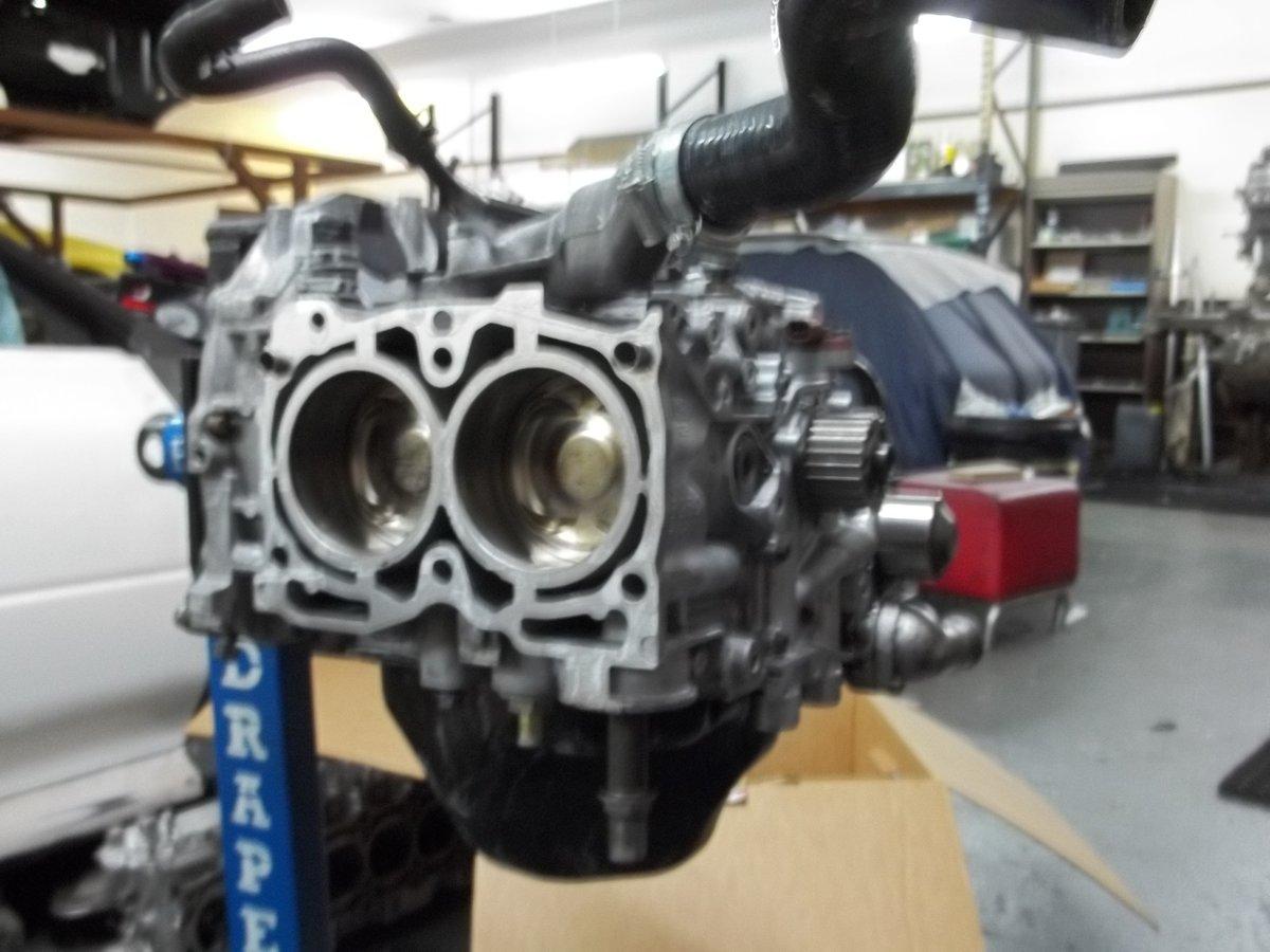 1997 Subaru Impreza WRX STI V4 with engine rebuild For Sale