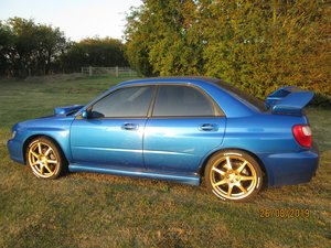 2002 SUBARU IMPREZA WRX For Sale