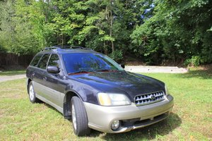 2004 Subaru Outback - Lot 606 For Sale by Auction