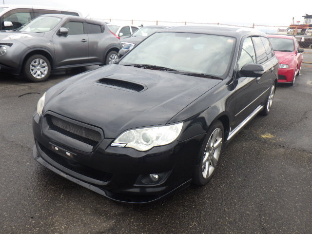 SUBARU LEGACY 2008 TOURING WAGON 2.0 GT SPEC 4X4 AUTO ESTATE For Sale (picture 1 of 6)