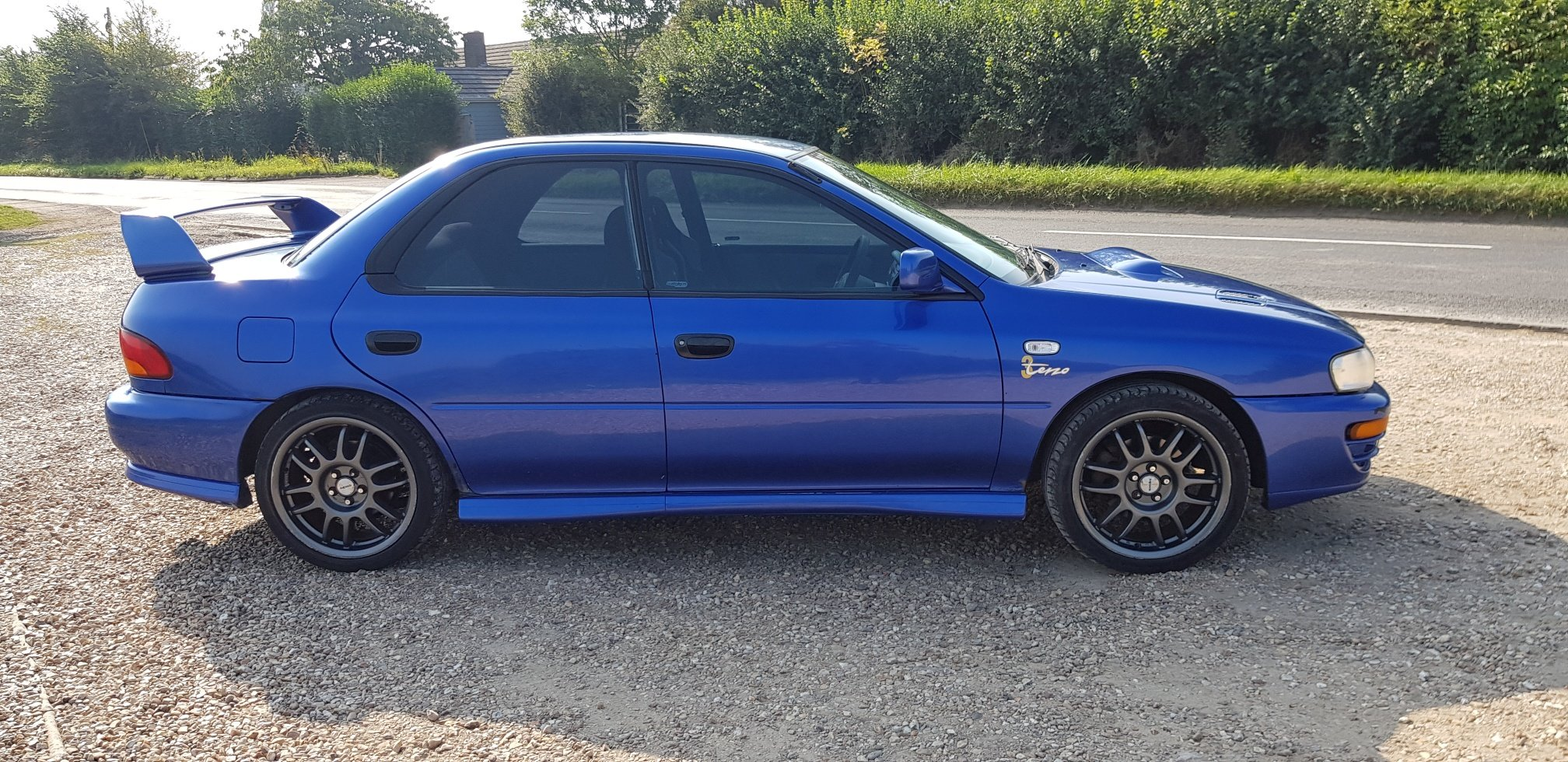 1999 very  rare  terzo  turbo  fsh  low  miles  investmant  For Sale (picture 3 of 6)