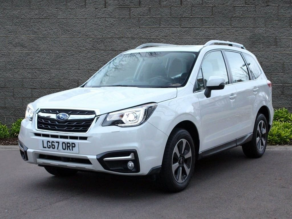 2017 Subaru Forester 2.0 IXE For Sale in London For Sale (picture 1 of 8)