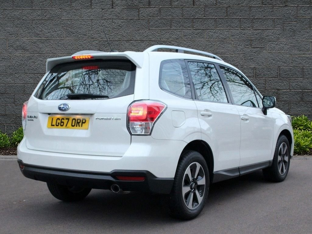 2017 Subaru Forester 2.0 IXE For Sale in London For Sale (picture 3 of 8)