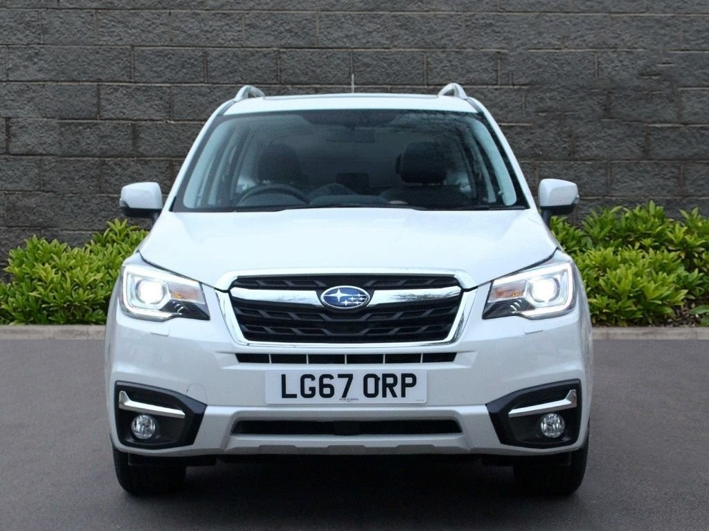 2017 Subaru Forester 2.0 IXE For Sale in London For Sale (picture 4 of 8)