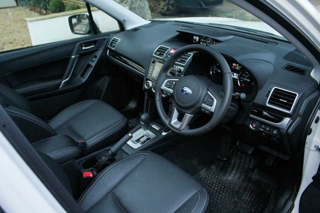 2017 Subaru Forester 2.0 IXE For Sale in London For Sale (picture 6 of 8)