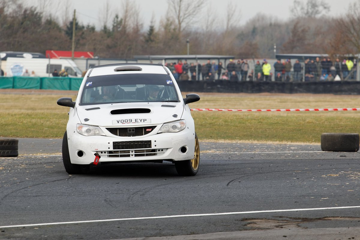 2009 subaru impreza n14 rally car full msa legal ready to rally  For Sale (picture 1 of 6)
