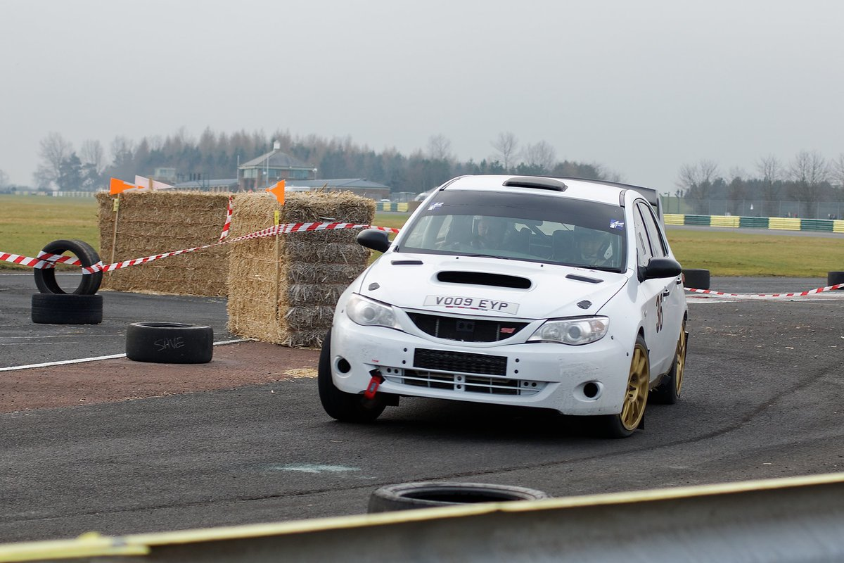 2009 subaru impreza n14 rally car full msa legal ready to rally  For Sale (picture 2 of 6)