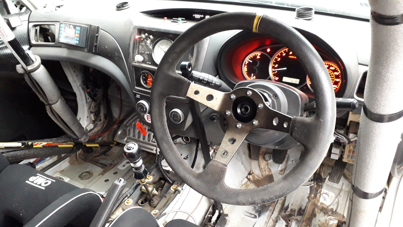 2009 subaru impreza n14 rally car full msa legal ready to rally  For Sale (picture 5 of 6)
