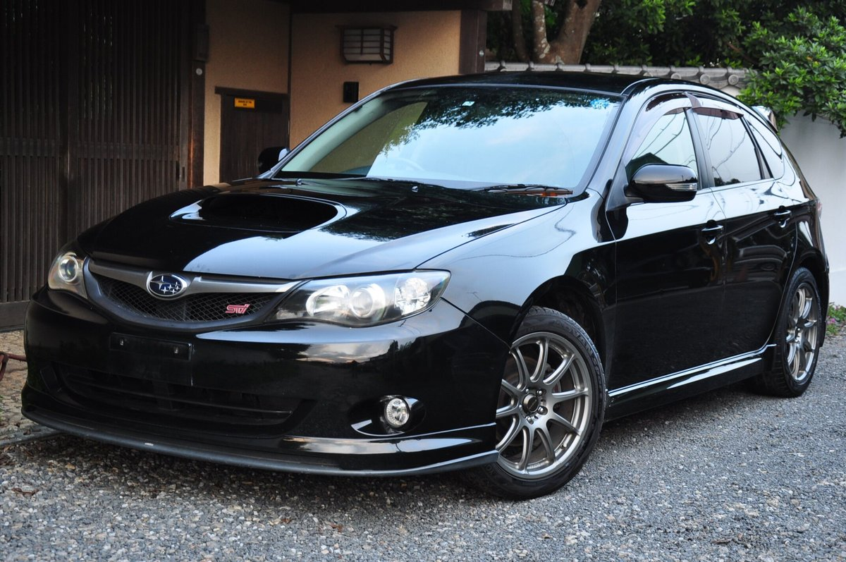 2009 Subaru Impreza S-GT Turbo (WRX) - JDM Spec. Stunning! For Sale (picture 1 of 6)