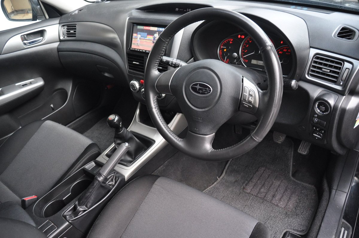 2009 Subaru Impreza S-GT Turbo (WRX) - JDM Spec. Stunning! For Sale (picture 6 of 6)