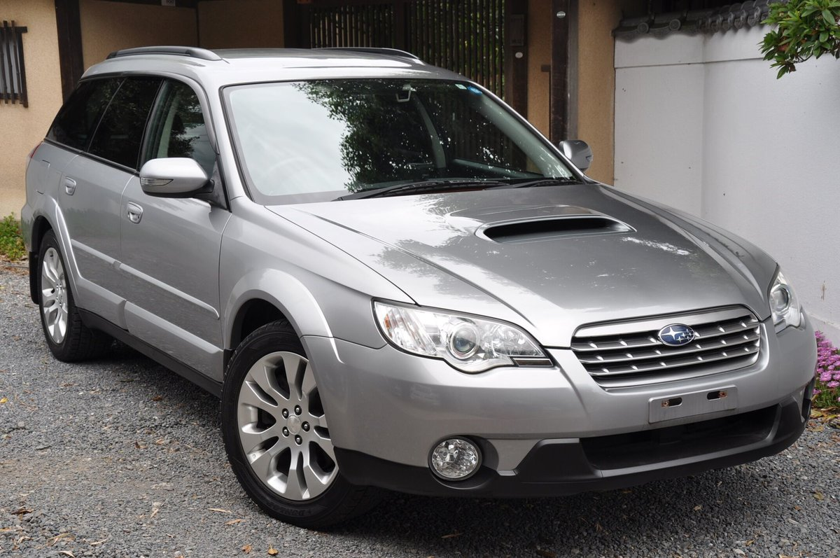 2006 Outback Eyesight XT 2.5 Turbo Tiptronic. 265 bhp. Stunning! SOLD (picture 1 of 6)