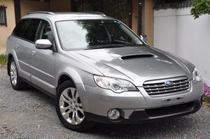 Outback Eyesight XT 2.5 Turbo Tiptronic. 265 bhp. Stunning!