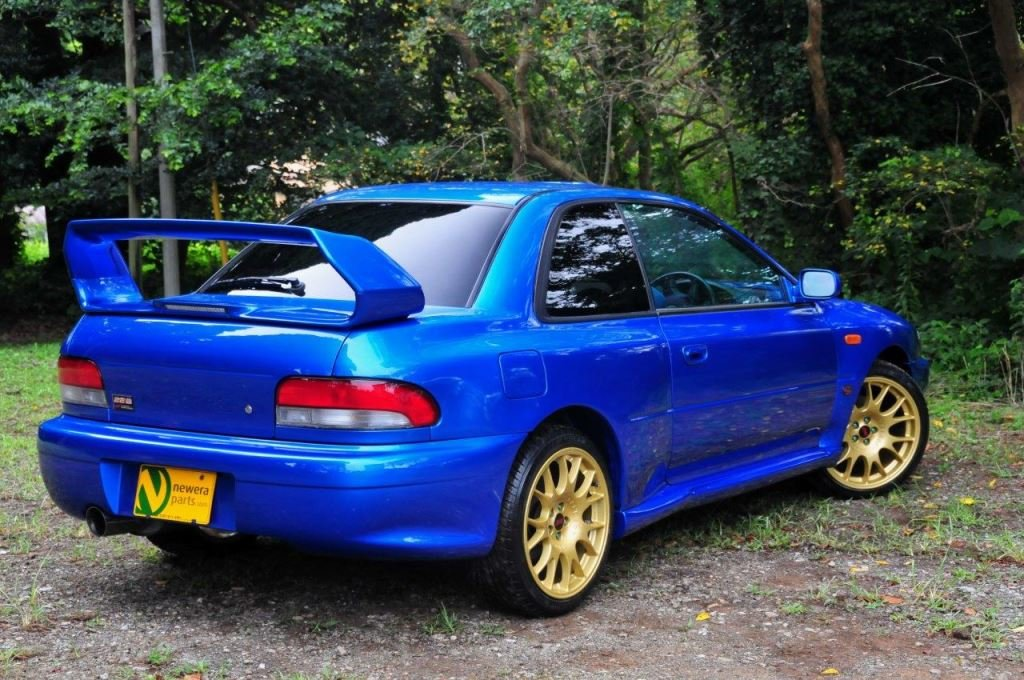 2000 Impreza 22B Tribute by Launsport Japan. One of last built. SOLD (picture 2 of 6)