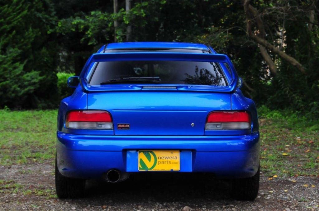 2000 Impreza 22B Tribute by Launsport Japan. One of last built. SOLD (picture 6 of 6)