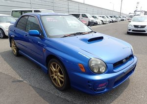 2001 SUBARU IMPREZA STI JDM BUG EYE ON ITS WAY FROM JAPAN  For Sale