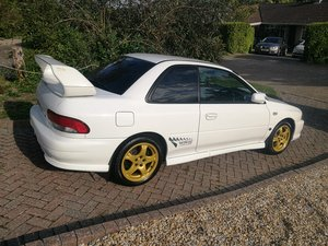 1997 Subaru type r sti coupe For Sale