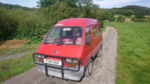 1989 Subaru Sumo 1.2 4wd Danbury Camper very rare, deposit taken For Sale
