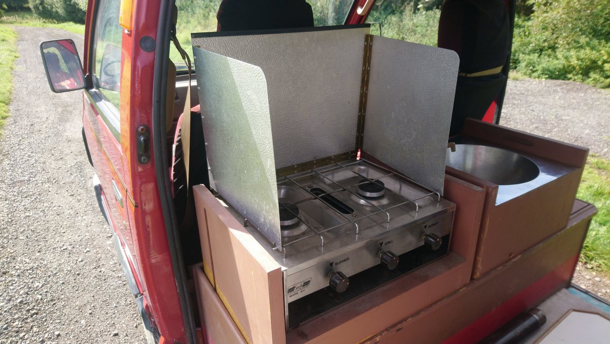 1989 Subaru Sumo 1.2 4wd Danbury Camper very rare, deposit taken SOLD (picture 5 of 6)