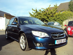 2008 Subaru Legacy Tourer/Estate Re Automatic – Nice Spec & With