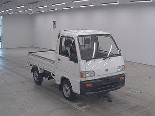 1995 SUBARU SAMBAR 4X4 660 SDX PICKUP TRUCK * ONLY 18000 MILES *