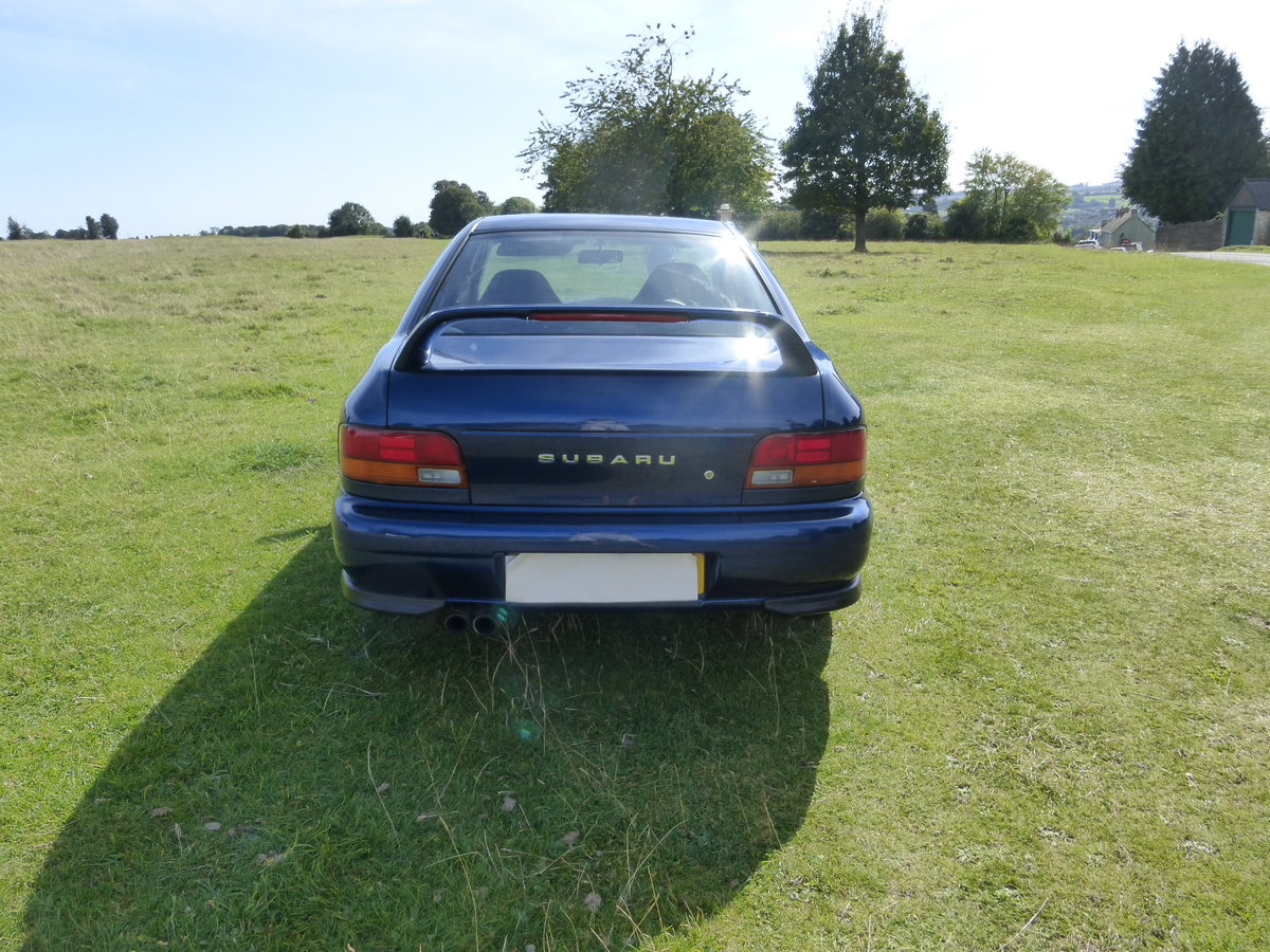 Subaru Impreza Turbo 2000 AWD For Sale (picture 1 of 5)