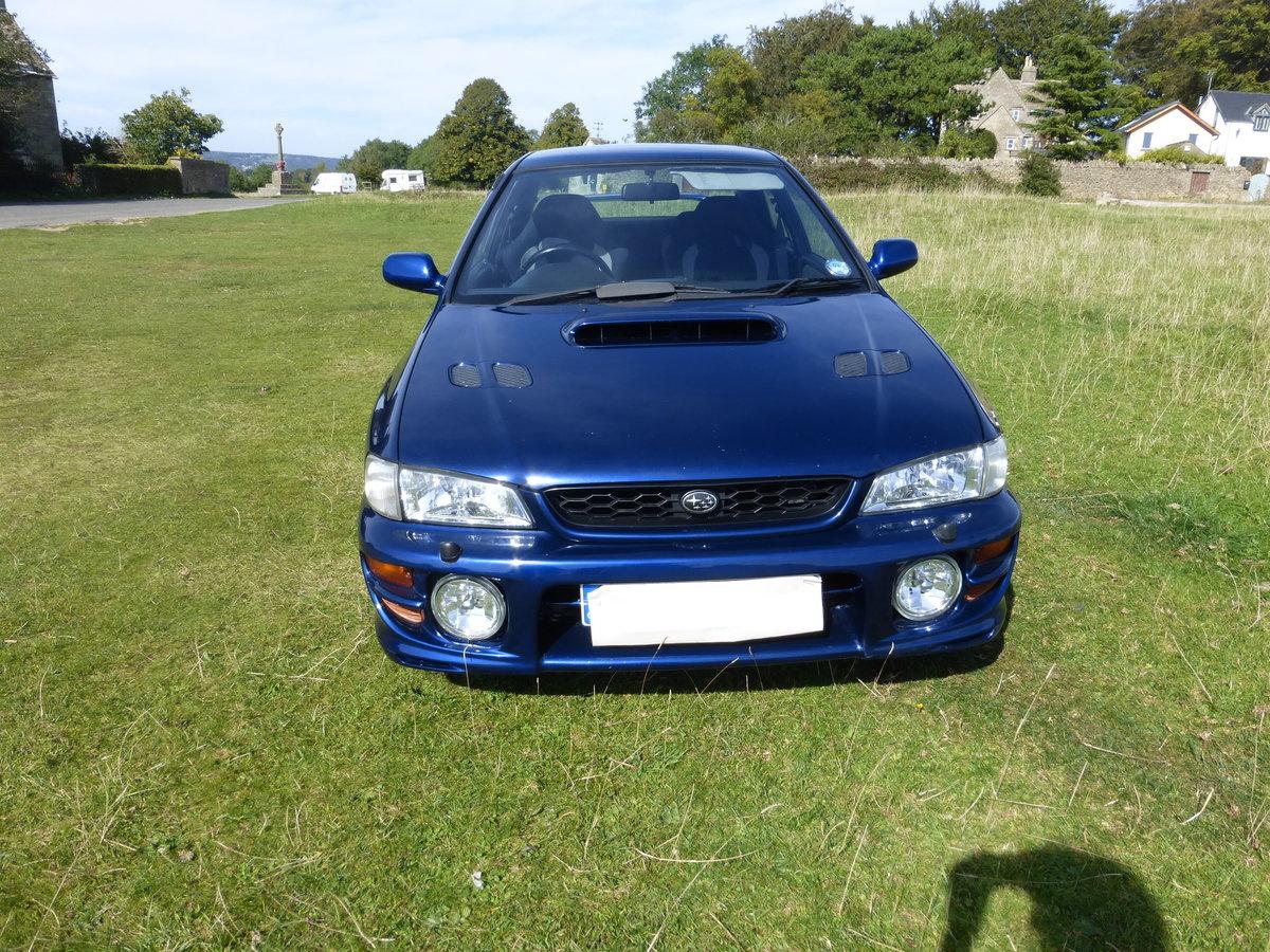 Subaru Impreza Turbo 2000 AWD For Sale (picture 4 of 5)