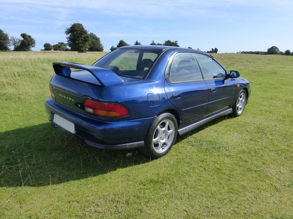 Subaru Impreza Turbo 2000 AWD For Sale (picture 5 of 5)