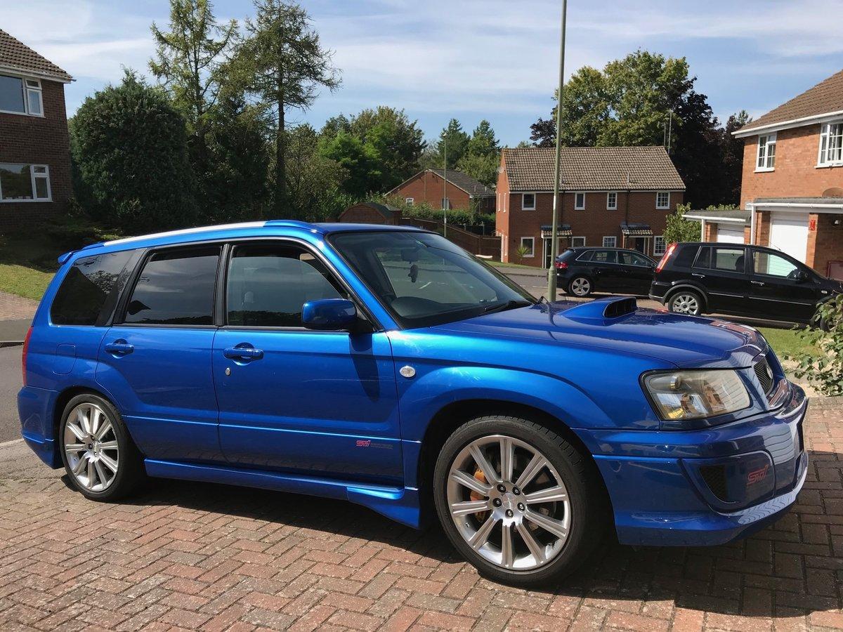 2004 Subaru Forester Sti For Sale (picture 1 of 6)