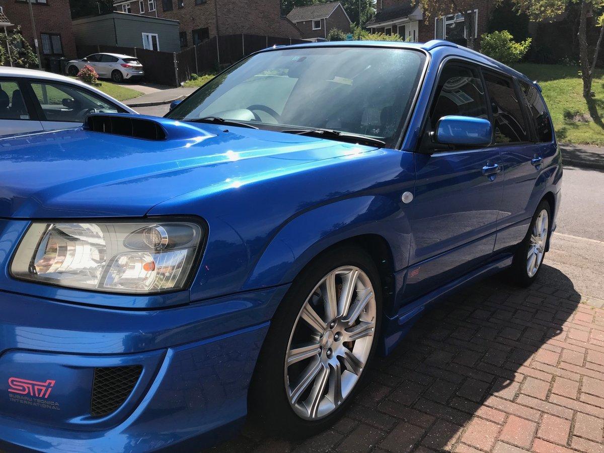 2004 Subaru Forester Sti For Sale (picture 2 of 6)