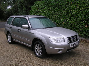 2006 Subaru Forester 2.0 X automatic For Sale