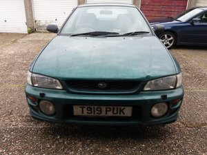 1999 Subaru Impreza Sport (PROJECT) For Sale