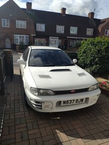 1995 Subaru Impreza WRX STI *One Off Auto Conversion*