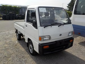 1995 SUBARU SAMBAR 4X4 660 SDX PICKUP TRUCK * ONLY 18000 MILES * For Sale