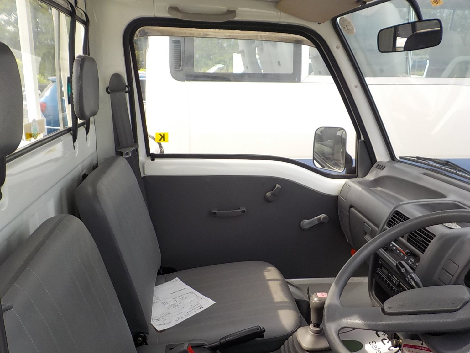 1995 SUBARU SAMBAR 4X4 660 SDX PICKUP TRUCK * ONLY 18000 MILES * For Sale (picture 5 of 6)