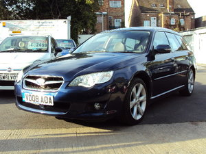 2008 Subaru Legacy Tourer/Estate Re Automatic – Nice Spec For Sale