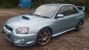 2004 Subaru Wrx Sti Wr1 Limited Edition 454/500 RARE!