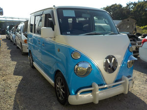 2006 SUBARU SAMBAR SUZUKI EVERY CARRY 660 TURBO MINI RETRO