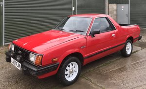 1993 Subaru Brat Freshly repainted turn key