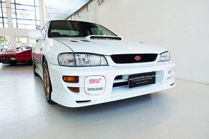 1999 WRX STI with low kms and excellent service history For Sale