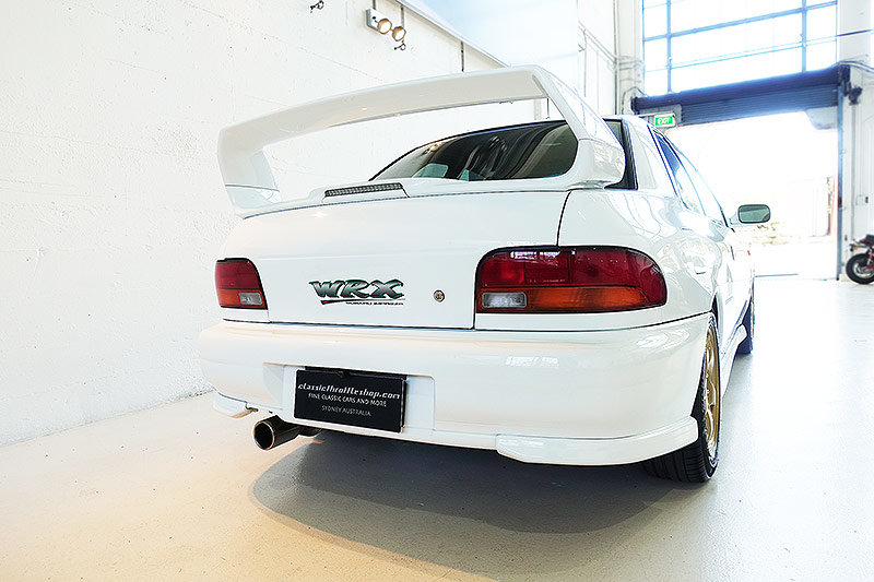 1999 WRX STI with low kms and excellent service history For Sale (picture 2 of 6)