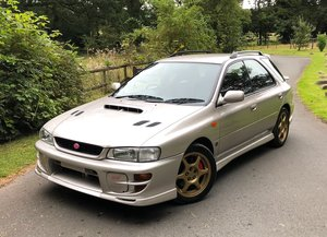 1999 Subaru Impreza WRX STI Version 6 immaculate