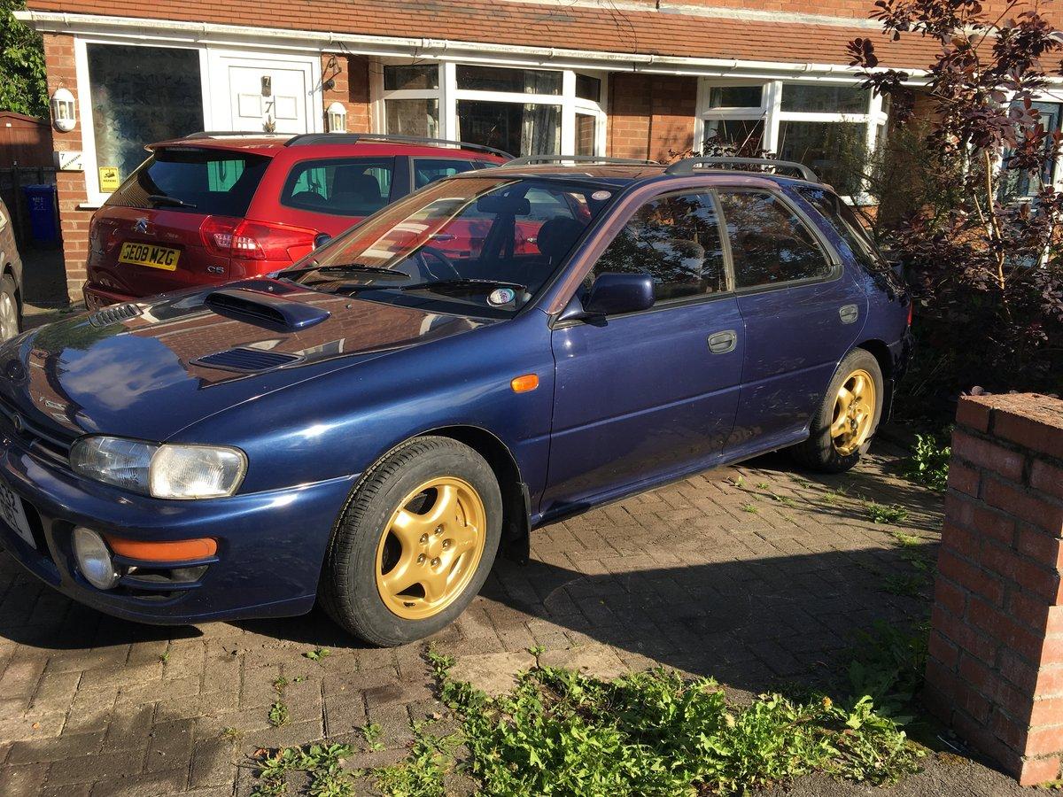1995 Subaru wrx turbo waggon auto Very rare  For Sale (picture 2 of 6)