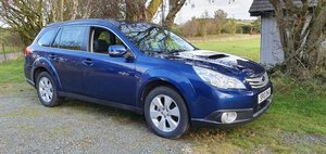Picture of 2010 Subaru Outback SE 2.0D AWD Estate 6spd 85k FSH New Mot SOLD