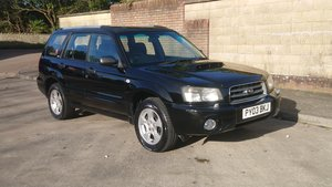 2003 Subaru Forester XT Turbo For Sale