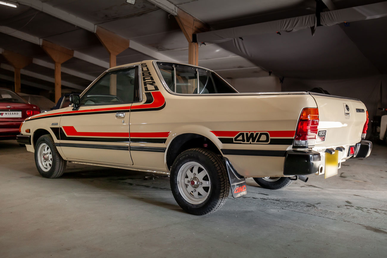 1993 Subaru Pick Up Brat MV 4WD NOW SOLD   Wanted (picture 4 of 20)