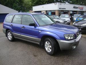 2004 Subaru Forester 2.0 Auto all Weather