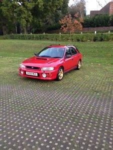 Subaru Impreza Turbo Classic