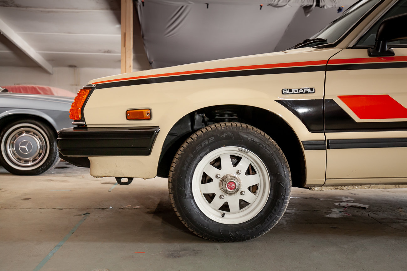 1993 Subaru Pick Up Brat MV 4WD NOW SOLD   Wanted (picture 8 of 20)