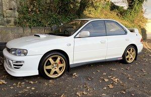 1996 Subaru Impreza STI