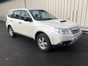 2011 61 SUBARU FORESTER 2.0 D X BOXER DIESEL 150BHP MANUAL  For Sale